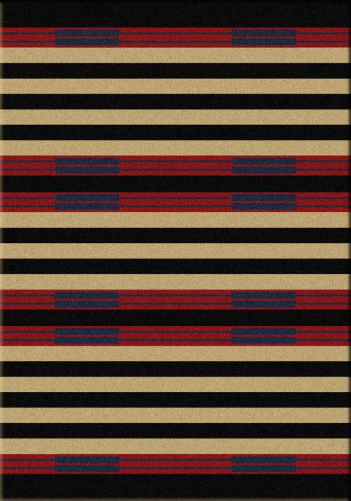 chief stripe rug