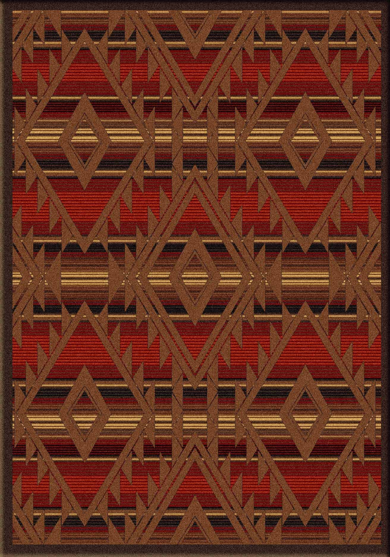 Spirit Of Santa Fe Rug On Sale Now With Free Shipping