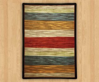 earth rhythms multi rug