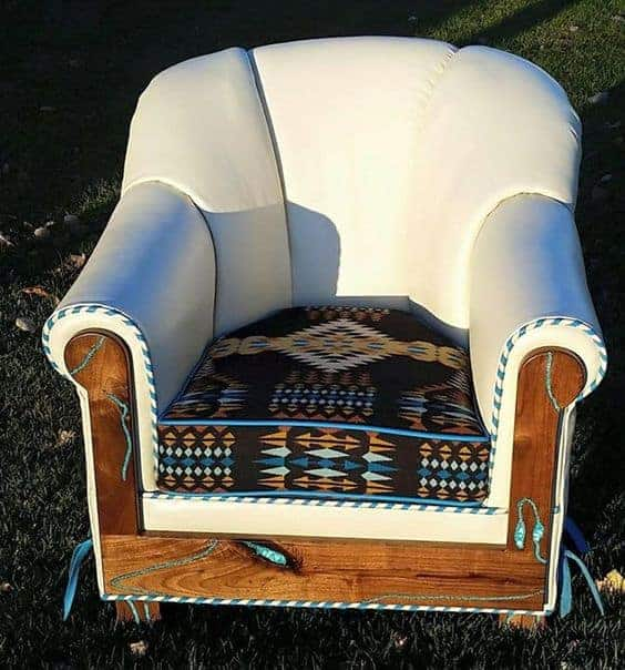 southwestern chair