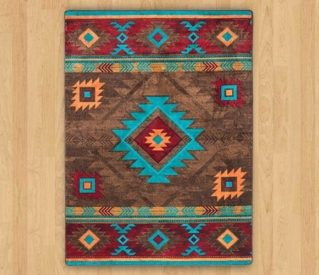 Southwestern Rugs Ship Free Southwest Area Rug