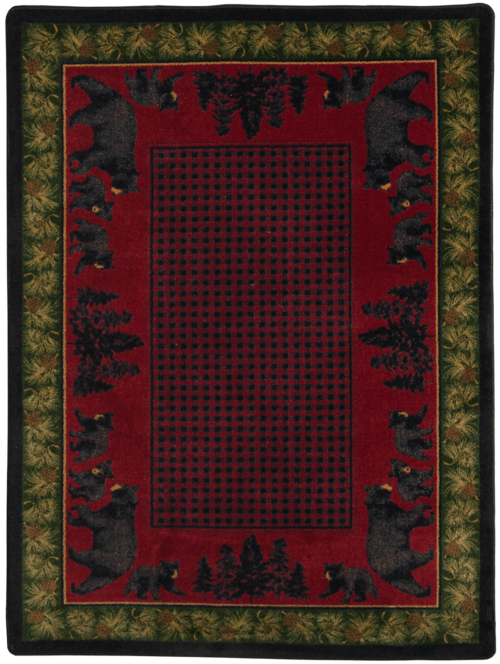 bear family multi rug
