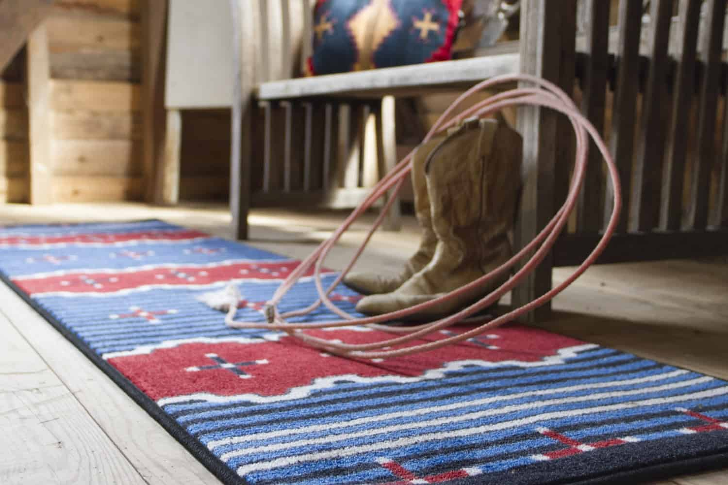 How Western Area Rugs Differ From Southwestern