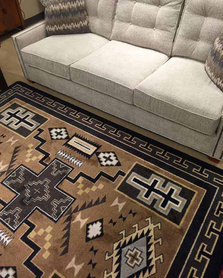 southwest runner rug