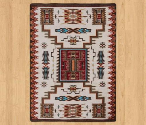 storm catcher rust rug