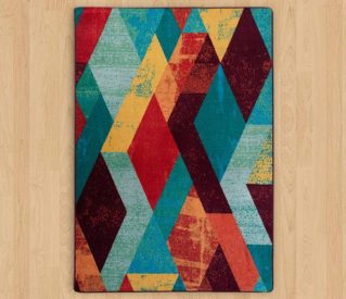 abstraction multi rug