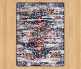 Persia Distressed Wildflower rug