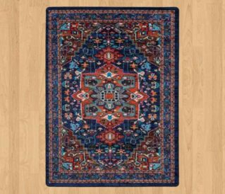 persia wildflower rug