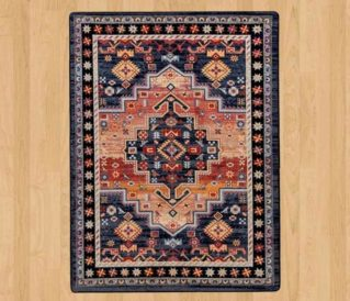 Persian Version Sunset rug