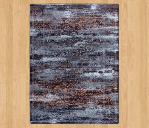 montreal distressed elements rug