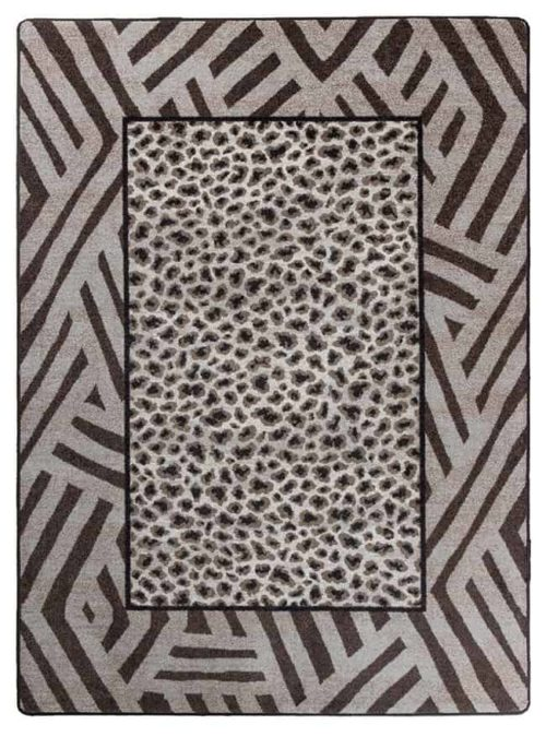 Saharan Roots Earthenware Rug