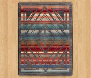 rim shot canyon rug