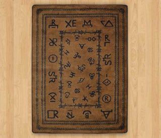 brands dark skyhawk rug