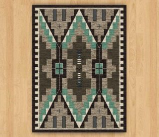 two sisters saharan horizon rug